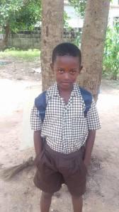 Sheikh Amadou Bah NUJNO potrebuje pomoč