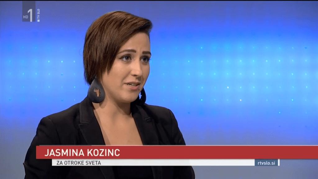 Jasmina Kozinc