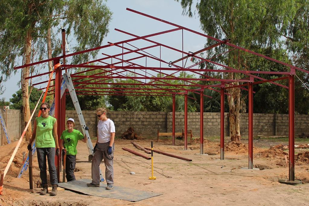 Izobraževalni center Gambija, foto: Oskar Milutinović