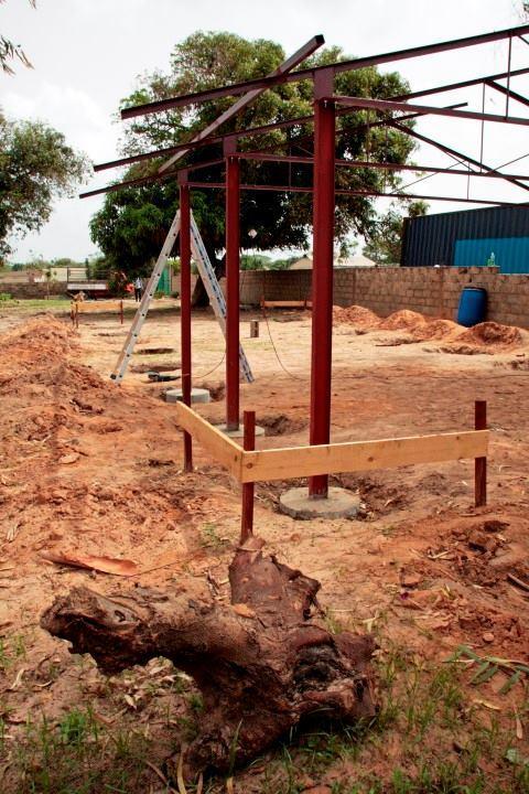 Izobraževalni center Gambija, foto: Robert Leder