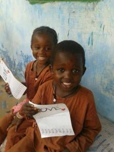 Awa and Ouisanou Badjie
