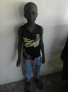 Baboucarr Jammeh NUJNO potrebuje pomoč