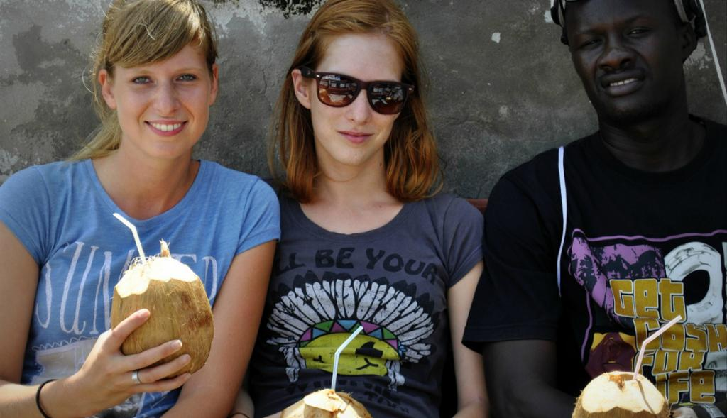 Blanka in kokos