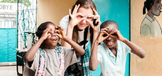 Študijski obiski Gambije