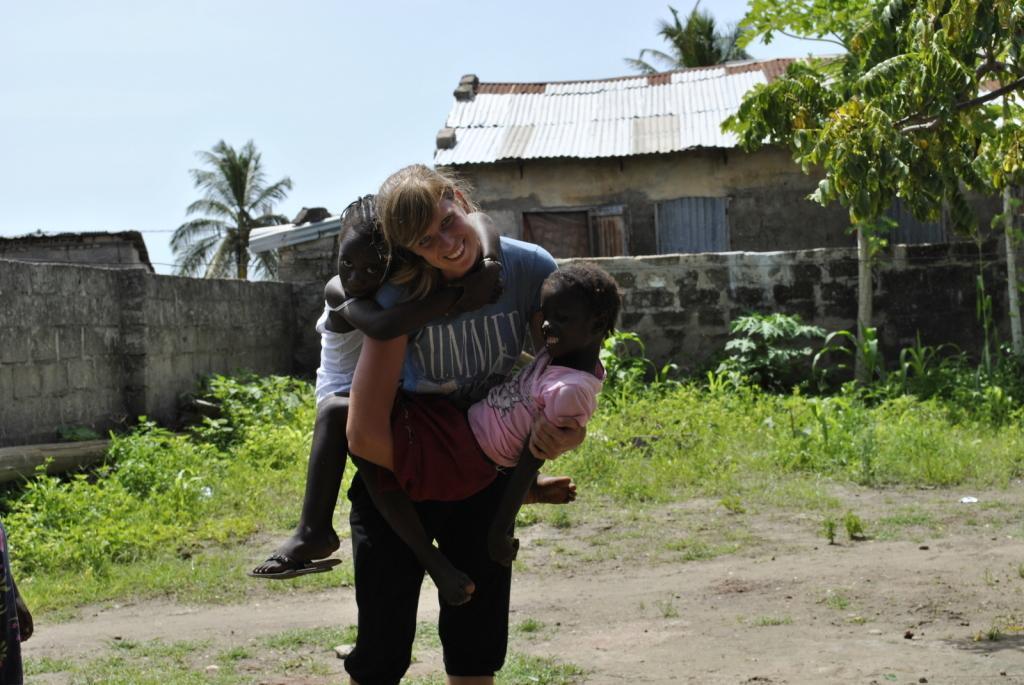 Afrika prostovoljstvo