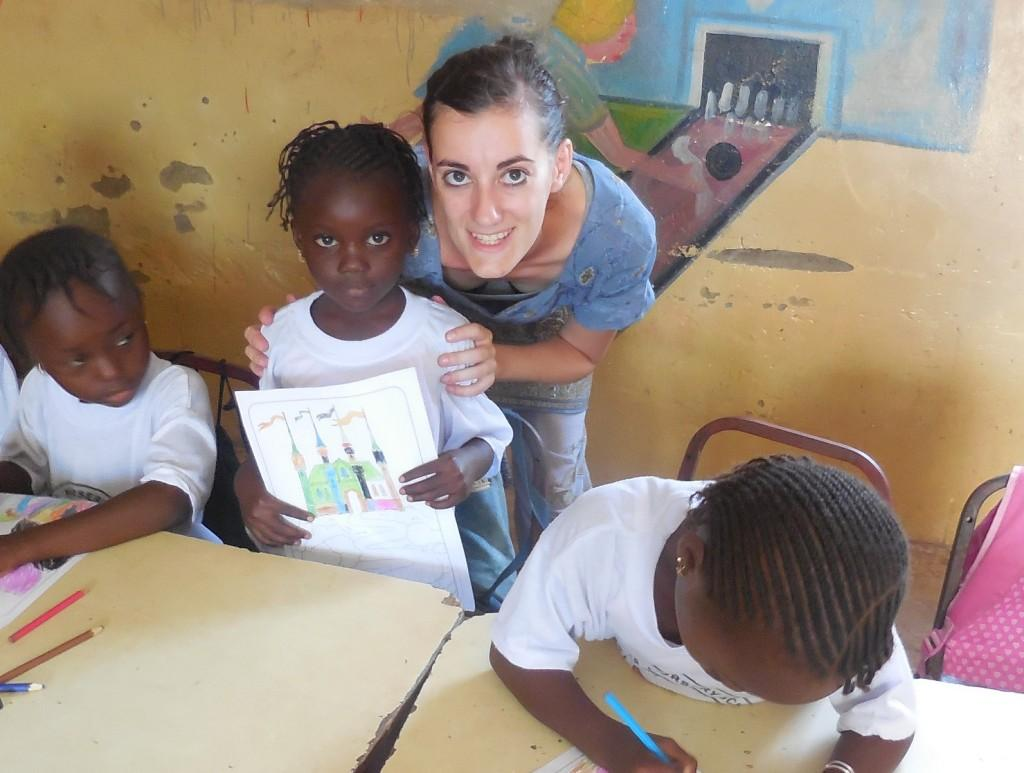 Potuj Kot Prostovoljec v Gambijo