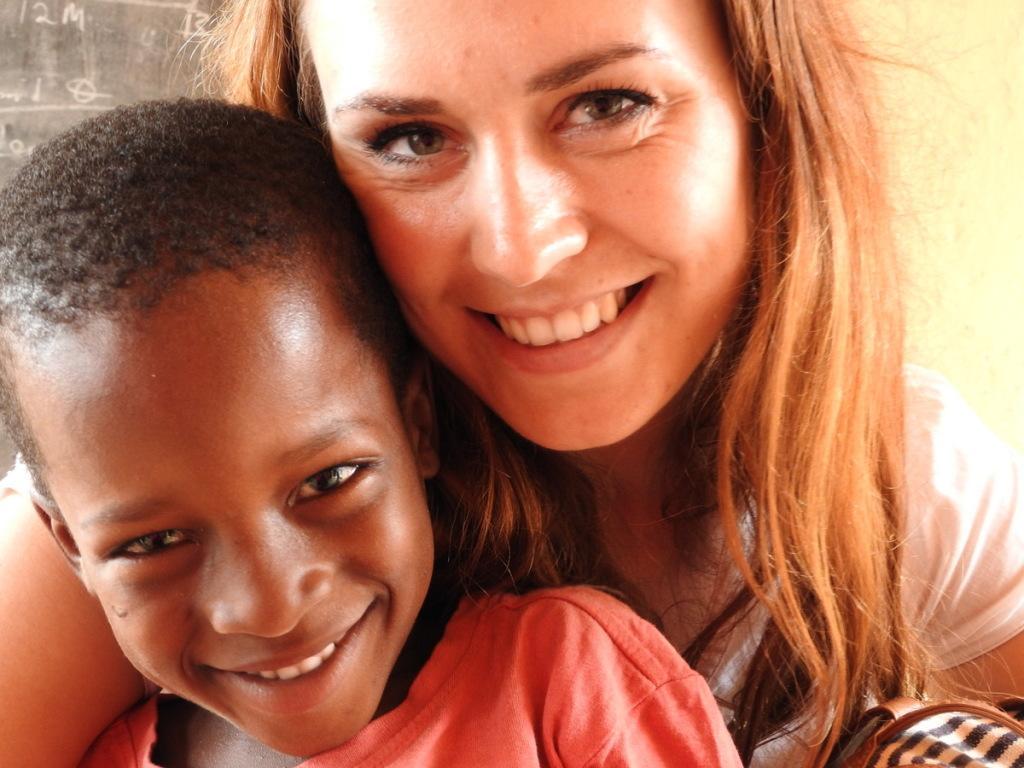Prostovoljno delo v Afriki
