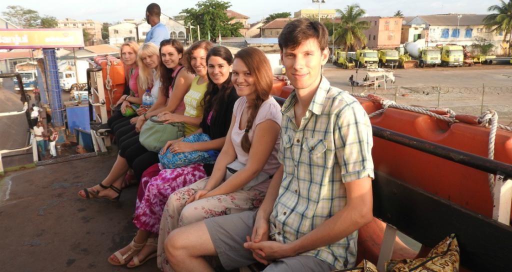 Poletni tabor Gambija 2015