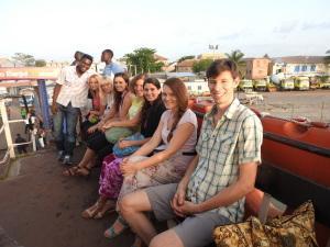 Potuj kot Prostovoljec Afrika