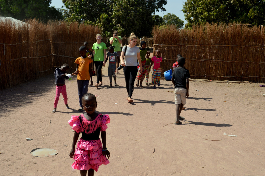 prvomajski tabor Afrika