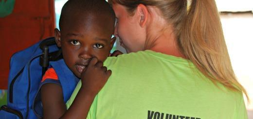 Afrika prostovoljno delo
