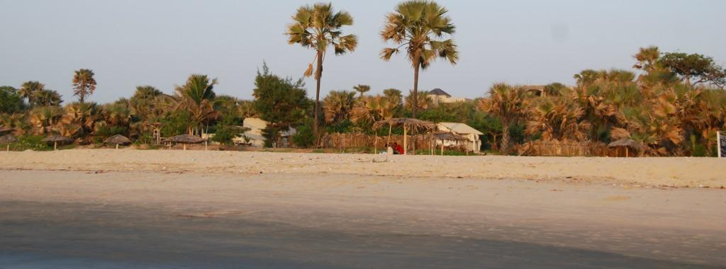 Gambija Plaža