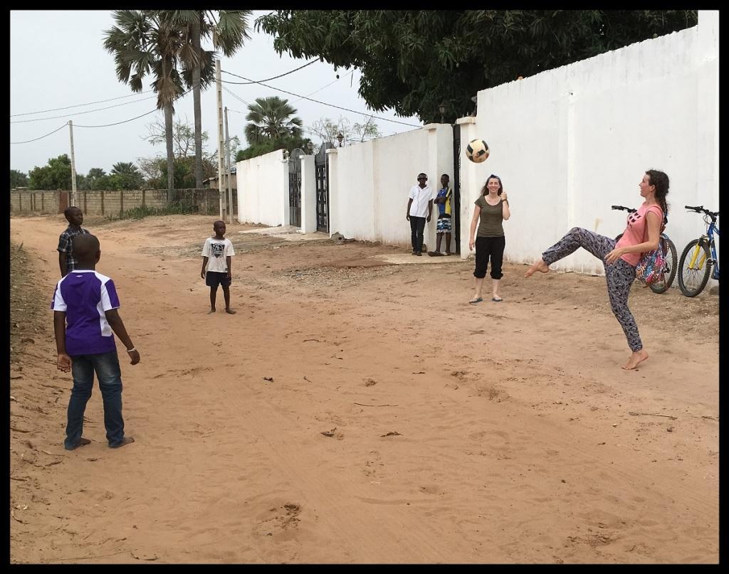prostovoljstvo Gambija