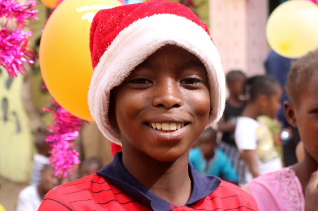 božič afrika