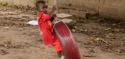 delo arhitektov v Gambiji