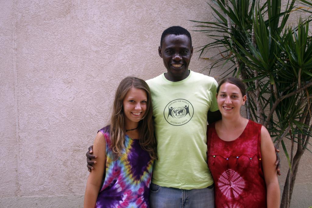 Žana, Paul in Maja