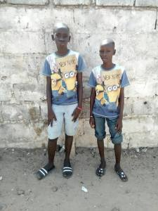 Ousainou & Assan Secka NUJNO potrebujeta pomoč